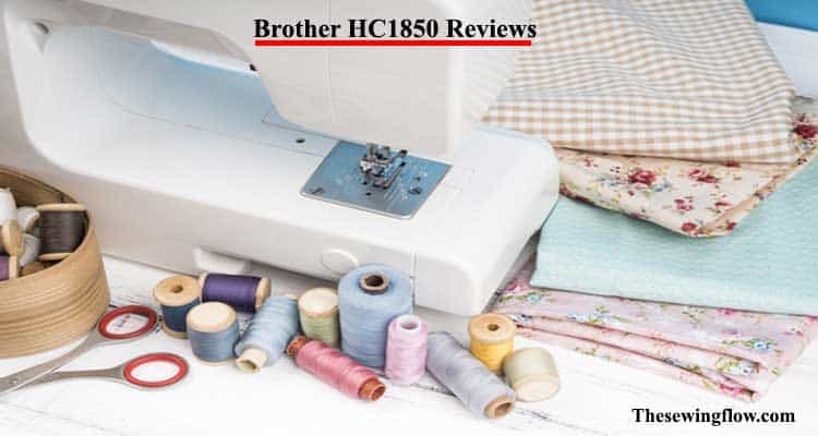 Brother Hc1850 Reviews